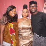 """Star Studded! Pictures from Yemi Alade's """"WOS"""" Album Listening/""""Home"""" Film Premiere"""