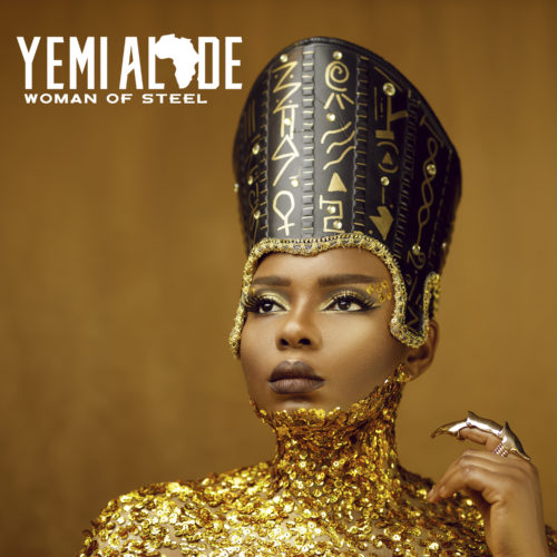 "Yemi Alade Releases Anticpated 4th Studio Album, ""Woman of Steel"""