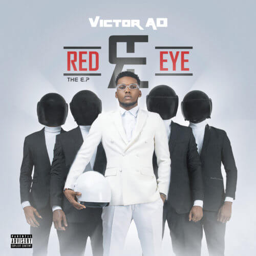 "Victor AD - ""Red Eye"" (The EP)"
