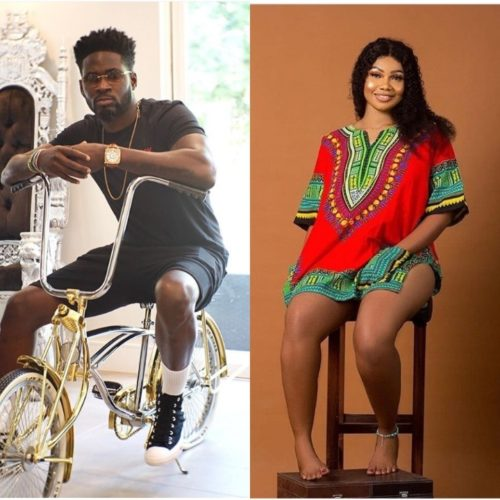 """""""I Will Make Tacha The Biggest Brand Out Of Africa"""" – Tiwa Savage's Ex-Husband, Teebillz Boasts As He Begs To Be Tacha's Manager"""