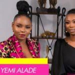 """[Video] Yemi Alade talks working with Beyoncé, Angélique Kidjo & Tiwa Savage on """"The Juice"""""""