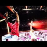 Chris Brown Brings Out Davido At His Indigoat Tour In New York, Watch Both Singers Dance Zanku On Stage