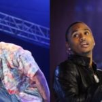 "Trey Songz Joins Davido On Stage In The Los Angeles, US To Perform ""Fall"" 