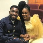 Timi Dakolo & Wife Take A Romantic Trip To London, See Beautiful Pictures
