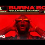 "Burna Boy – ""Collateral Damage"" (Live Session)"