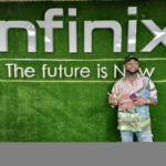 INFINIX MOBILITY PLAYS HOST TO AFRO POP SUPERSTAR DAVIDO