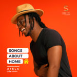 "Atela – ""Songs About Home""  The EP"