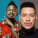 Ycee & South African Rapper; AKA Attack Each Other On Twitter Over Xenophobic Attack