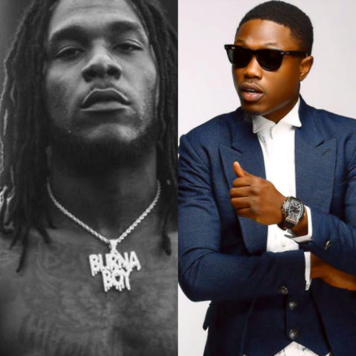 "Vector And Burna Boy Angrily Attack MI Abaga On Twitter For Showing Support To South Africa's AKA Despite His ""Stupidity"""