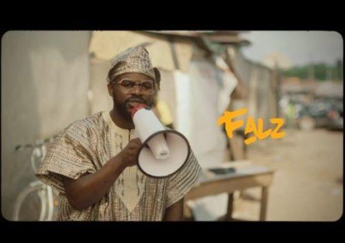 Falz Loving Video