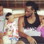Rudeboy Shares Cute Pictures Of His Kids In Cultural Attire