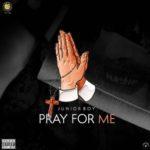 """Junior Boy – """"Pray For Me"""""""