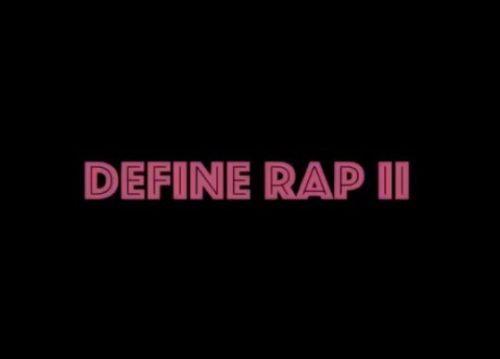"VJ Adams - ""Define Rap 2"" ft. Dremo, N6, Blaqbonez"