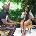 """[Video] Yemi Alade talks """"Woman of Steel"""" Tracks & Inspiration at London Album Release Party"""