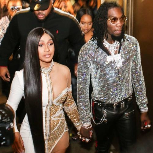 Cardi B Reconciles With Offset After Filing For Divorce, Says She Missed His D*ck 1