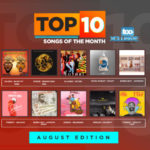 "Top 10 Nigerian Songs Of The Month (August Edition) | Is Davido's ""Blow My Mind"" The Hottest Song In The Country?"