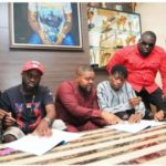 Davido Signs Fast-Rising Street Rapper; Lilfrosh To DMW/AMW