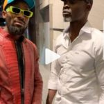 "Watch D'banj & ""Blood Diamond"" Actor, Djimon Honsou Argue About Which Country Has The Best Jollof Rice"