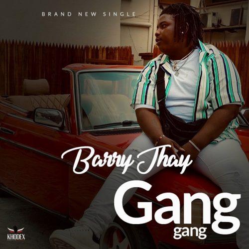 """[Music] Barry Jhay – """"Gang Gang"""""""