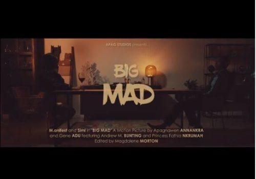 Big Mad video