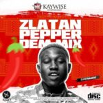 "DJ Kaywise – ""Pepper Dem Mix"""