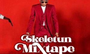 """DJ Kaywise - """"Skeletun Mixtape"""""""