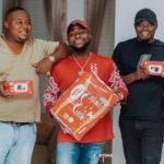 Davido's Unborn Child Bags Multi-Million Naira Endorsement Deal