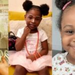 Davido Shares Cute Pictures Of His Little Daughters Together In The United States