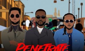 Del B x Patoranking x DJ Neptune - Penetrate