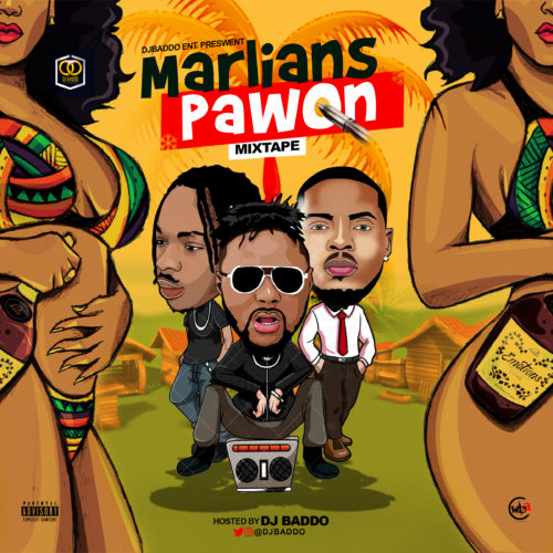 "DJ Baddo - ""Marlians Pawon Mix"""