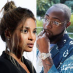 """American Singer; Ciara Performs Davido's """"If"""" For The 2nd Time Live On Stage 