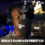 "Rema – ""Rampage"" (Freestyle)"