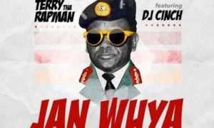 "Terry Tha Rapman – ""Janwuya"" (Sani Abacha) ft. DJ Cinch"