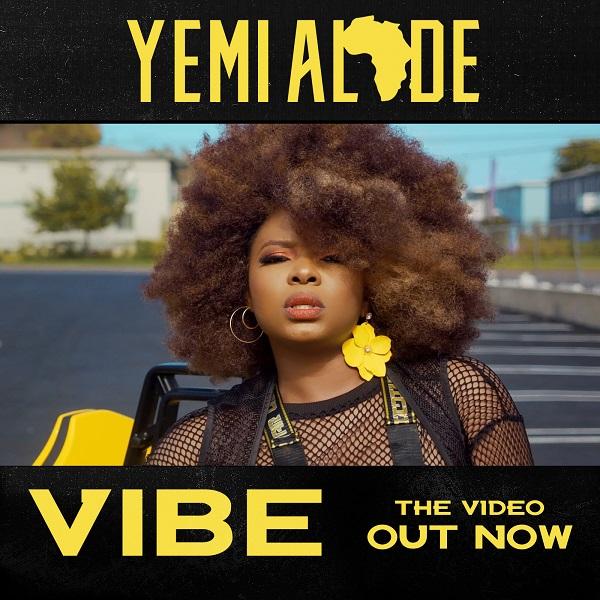 [Music] Yemi Alade – Vibe (Prod by Egar Boi)