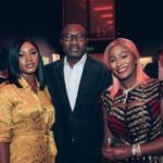 Dj Cuppy Sends Lovely Message To Her Dad, Femi Otedola As He Turns 57