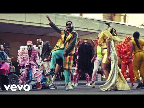 "[Video] Patoranking - ""Open Fire"" ft. Busiswa"