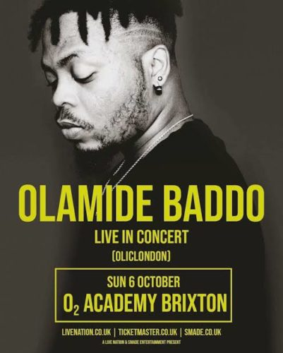 Why Did Olamide Cancel His OLIC Concert At The O2 In London?