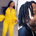 Naira Marley & Tacha Fuel Dating Rumours As They Love Up On Social Media