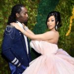 Cardi B & Offset Get Freaky While Dancing To Wurld's and Sarz's Hit Track 'Mad' || See Video