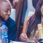 Davido Shows Power & love As He Lifts Chioma In His Arms || Watch Lovely Video