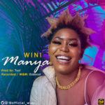 """Wini – """"Manya"""" (Prod. by Tuzi)"""