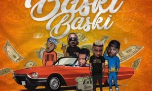 """DJ C_Thru - """"Baski Baski"""" ft. Viggo, Keony, F.U.M"""