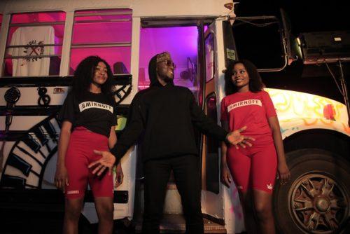 SMIRNOFF X1 TOUR: DJ SPINALL, A-LIST ARTISTS SHUT DOWN BENIN CITY 5