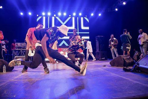 SMIRNOFF X1 TOUR: DJ SPINALL, A-LIST ARTISTS SHUT DOWN BENIN CITY 7