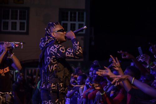SMIRNOFF X1 TOUR: DJ SPINALL, A-LIST ARTISTS SHUT DOWN BENIN CITY 12