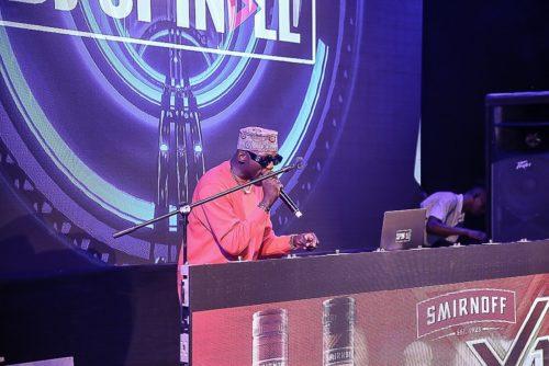 SMIRNOFF X1 TOUR: DJ SPINALL, A-LIST ARTISTS SHUT DOWN BENIN CITY 8