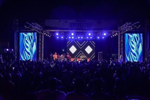 SMIRNOFF X1 TOUR: DJ SPINALL, A-LIST ARTISTS SHUT DOWN BENIN CITY 14