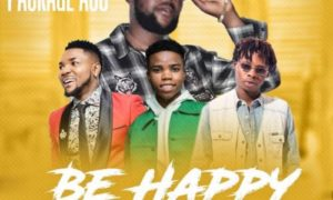 "Package AOC - ""Be Happy"" ft. Oritse Femi, Zamorra x Lyta"