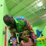 Davido Takes 2nd Daughter, Hailey, Shopping, Buys Her Diamond Wrist Chain Worth Over 5 Million