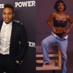 "Could Nigerian ""Power"" Star, Rotimi & Tanzanian Singer, Vanessa Mdee Be In Love? See Cozy Picture"